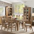Regal Oak Dining & Living Room Furniture (Rustic)