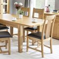 The Colorado Collection of Oak Dining / Living Room Furniture