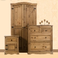 Corona Pine Bedroom Furniture.