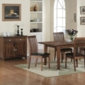 Kinross Dark Wood Living - Dining Furniture