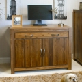 Mayan Home Office Furniture (Walnut)