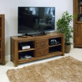 Mayan Living Room Furniture (Walnut)