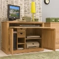 Mobel Oak Home Office Furniture (Contemporary Oak)
