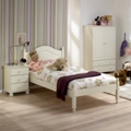 Richmond white bedroom (Value White mdf)