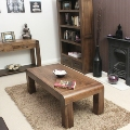 Shiro Walnut Living Room Furniture (Walnut)