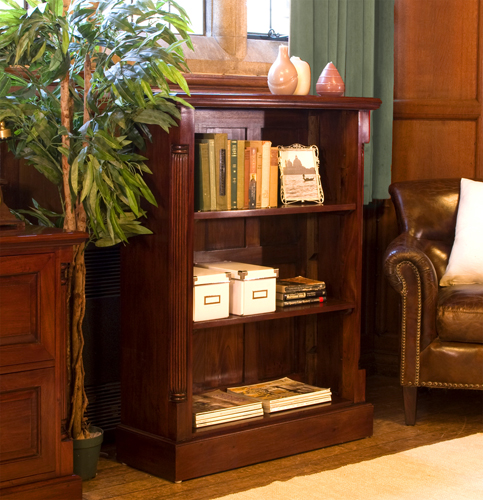La Roque Low Open Bookcase (Clearance)
