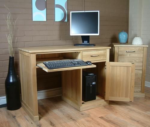 Beech Computer Desk Available Via Shop The Entire Internet At With