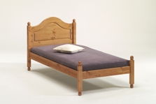 "Richmond Pine Carlton 3`0"" Single bed"