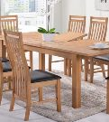 Chertsey Oak Small Extending Dining Set