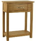 Oak Furniture. Small console table
