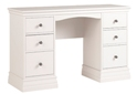 Annecy Double Pedestal Dressing Table