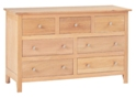 Nimbus 3+4 Drawer Wide Chest