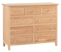 Nimbus 3+6 Drawer Wide Chest