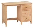 Nimbus Single Pedestal Dressing Table