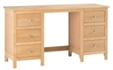 Nimbus Double Pedestal Dressing Table