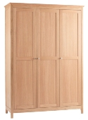 Nimbus 3 Door Multi Wardrobe