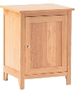 Nimbus Single Door Cupboard (Hinged Right)
