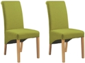 2 x Nimbus Bibury Dining Chairs