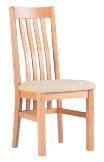 2 x Nimbus Slatted Dining Chairs