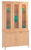 Nimbus Tall Glazed Display Cabinet