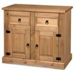 Corona Mexican 2 door 2 drawer sideboard