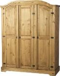Corona Mexican triple wardrobe