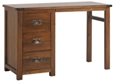 Boston single dressing table