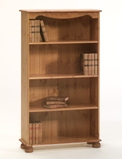 Richmond Pine 3 shelf bookcase (Clearance)
