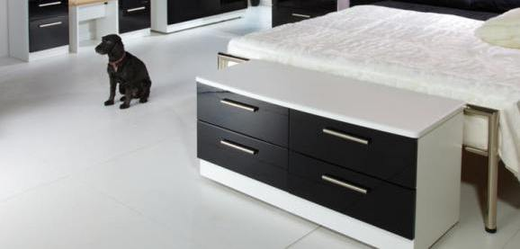 Welcome knightsbridge bedroom furniture high gloss for White high gloss bedroom furniture