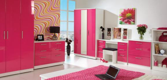 pink and white bedroom furniture welcome knightsbridge bedroom furniture high gloss 19464