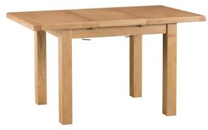 Compton Oak Small Extending Dining Table