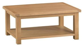 Compton Oak Coffee Table