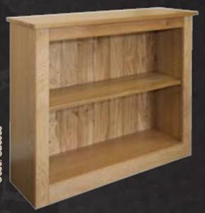 New Quercus Bookcase 30 x 38