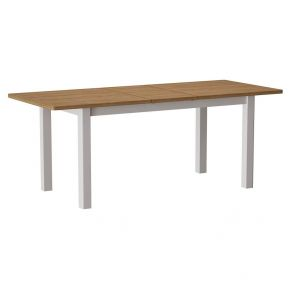 Portland Painted 1.6m Extending Dining Table
