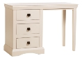 Montreal Single Pedestal Dressing Table