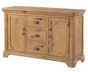 Regal Oak Large Sideboard
