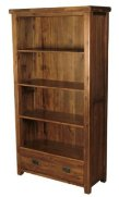 Kilkenny Tall Bookcase With Drawer