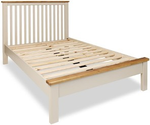 Seattle Painted 4'6 Double Bed (Clearance)