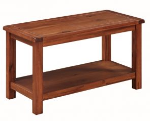Valewood Dark Acacia Coffee Table