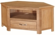 Valewood City Oak Corner TV Unit