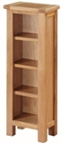 Valewood City Oak DVD Unit