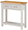 Valewood City Painted Large Hall Table