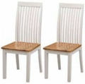 Valewood City Painted 2 x Dining Chairs