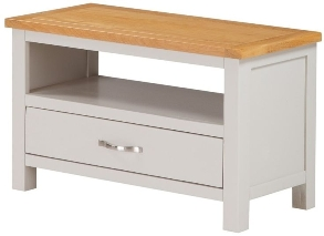 Valewood City Painted Small TV Unit