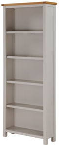 Valewood City Painted Tall Bookcase
